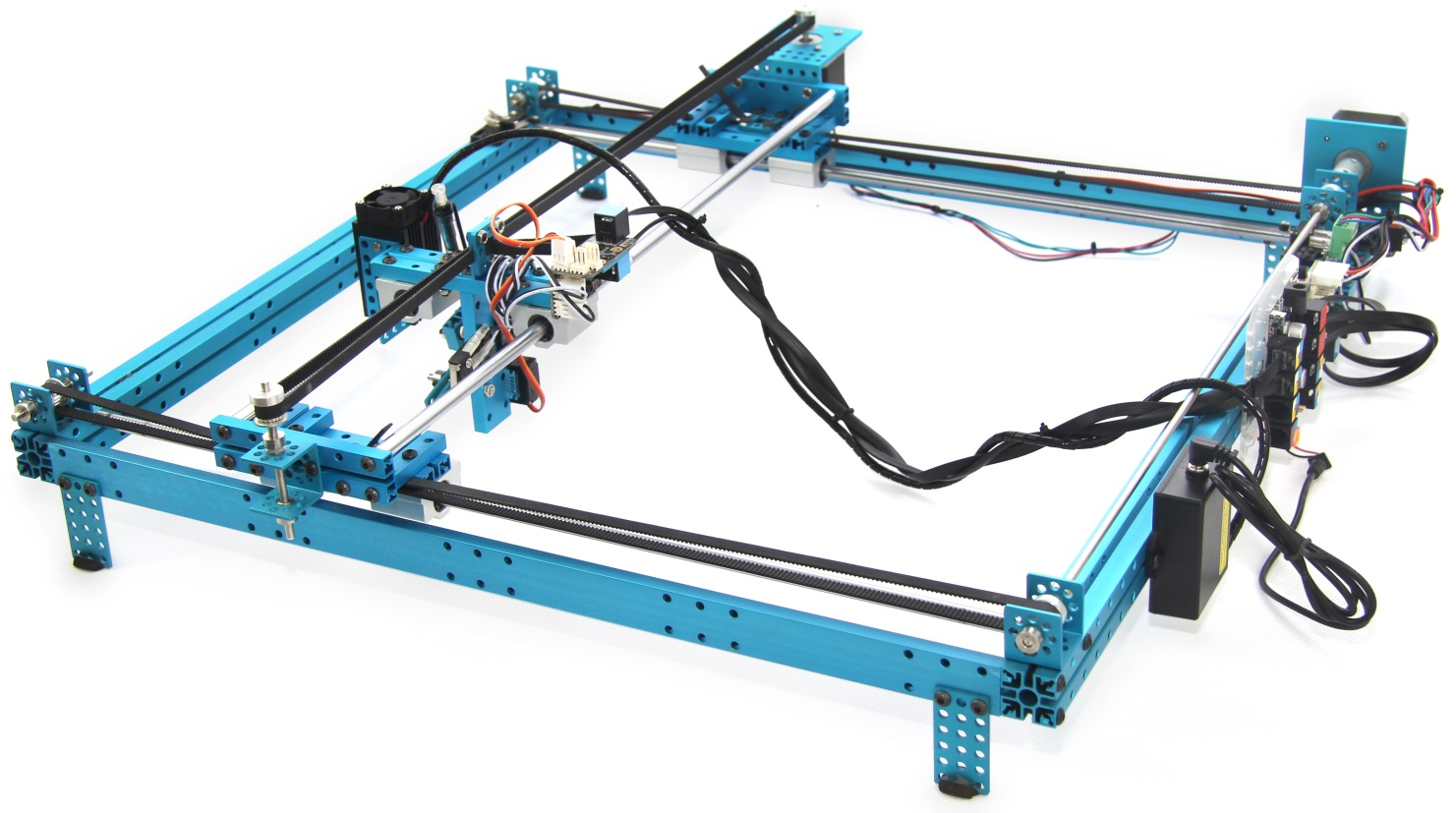 makeblock xy plotter fablab belluno